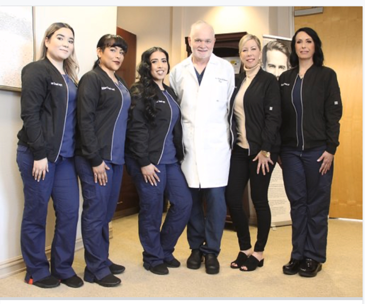 Dr. McNemar and the staff at McNemar Cosmetic Surgery